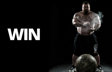 Eddie Hall - Win
