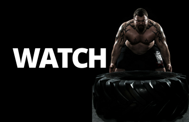 Eddie Hall - Watch